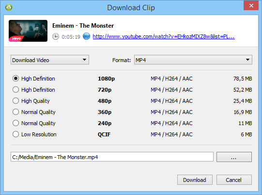 4kvideo downloader