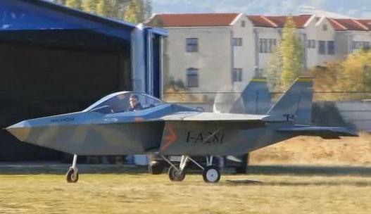 Ελληνικό αεροπλάνο made in Φλώρινα