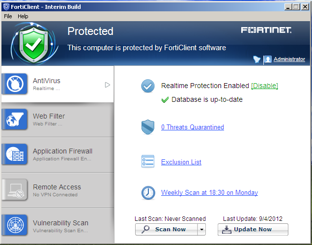 Forticlient 5.0-thinktech.gr
