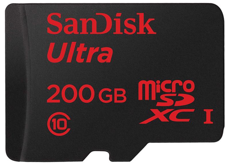 Κάρτα μνήμης 200GB-thinktech.gr