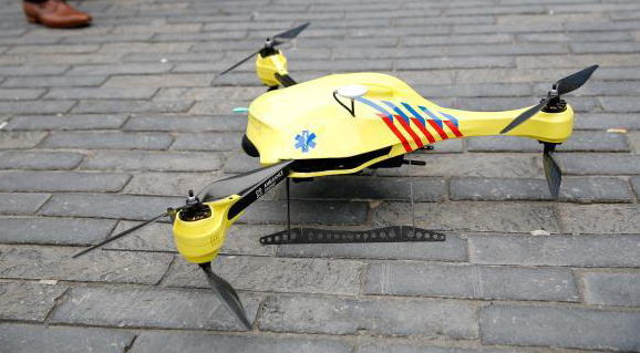Drone save human life-thinktech.gr