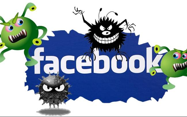 κακόβουλο λογισμικό στο Facebook