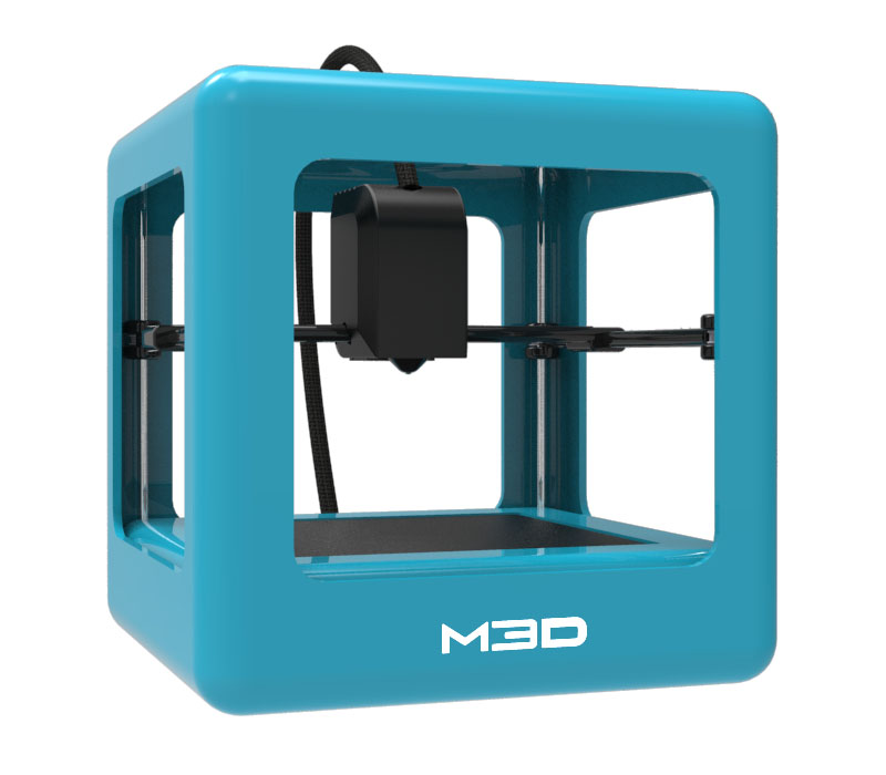 3d εκτυπωτες-m3d micro