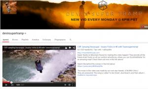 Τα καλύτερα κανάλια του Youtube για το 2015-devinsupertramp channel.png