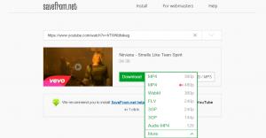 Κατεβάστε μουσική και video από youtube μέσα από site_