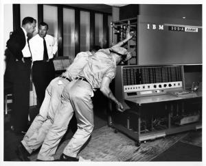 Ramac-ο πρώτος σκληρός δίσκος