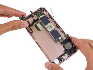 η ανατομία ενός iPhone