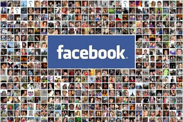 φίλοι στο facebook