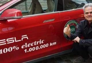 Η εμπειρία να διανύεις 1 εκατομμύριο χιλιόμετρα με ένα Tesla Model S