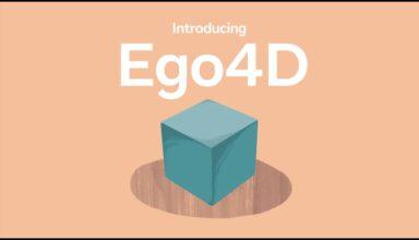 Το Facebook ανακοινώνει νέο ερευνητικό έργο AI: Ego4D